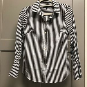 NWOT Striped Blouse